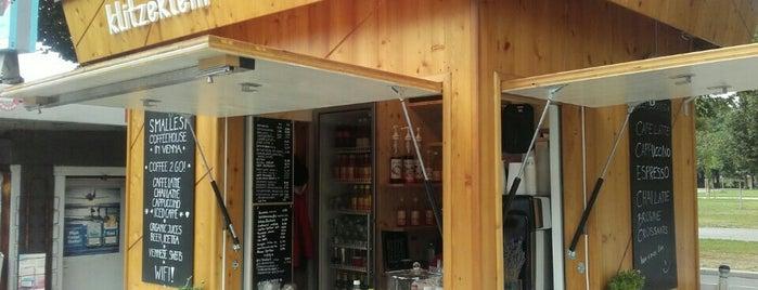 Cafe Klitzeklein is one of Luups.