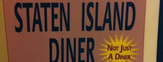 Staten Island Diner is one of Orte, die Alan-Arthur gefallen.