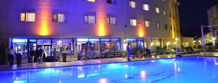 Doubletree by Hilton Hotel is one of Van & Ağrı & Iğdır.