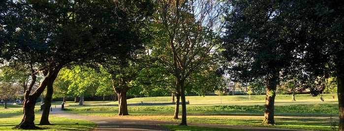 Wandle Park is one of The Stones of Croydon.