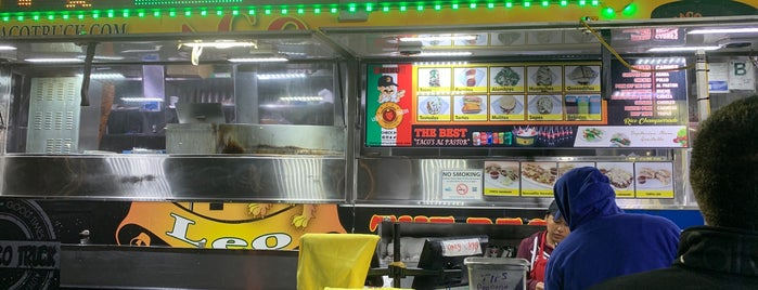 Leo's Taco Truck is one of LAX Living.
