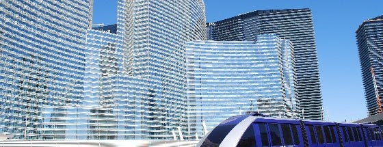 ARIA Resort & Casino is one of Las Vegas Hotels.