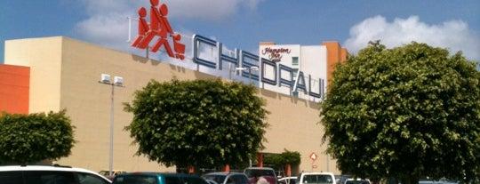 Chedraui is one of Lugares favoritos de Alejandro.