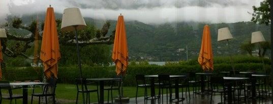 Comptoir Du Lac is one of Tous au restaurant 2012 - du 17 au 23/09.