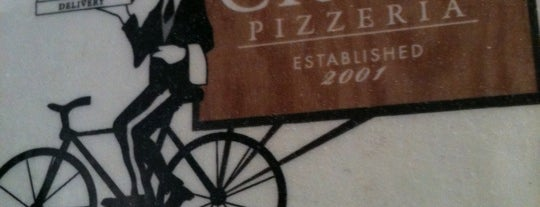 The Upper Crust Pizzeria is one of To Do with Jer.