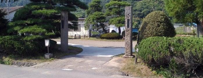 浦里小学校 is one of ロケ場所など.