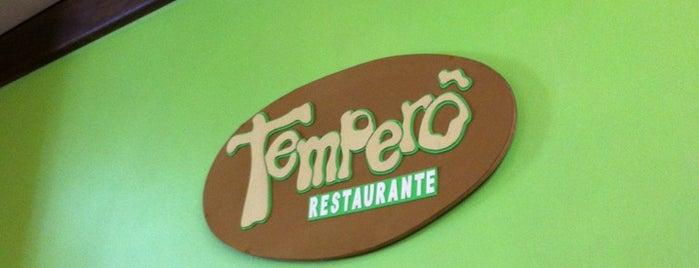 Temperô Restaurante is one of Locais salvos de H.