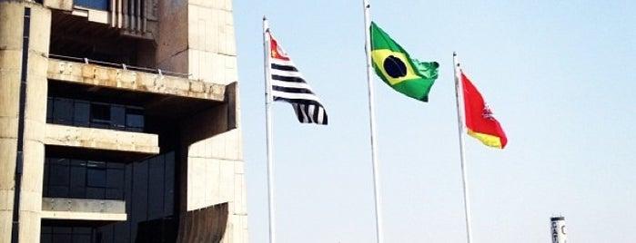 Prefeitura Municipal de Sorocaba is one of สถานที่ที่ Luis ถูกใจ.