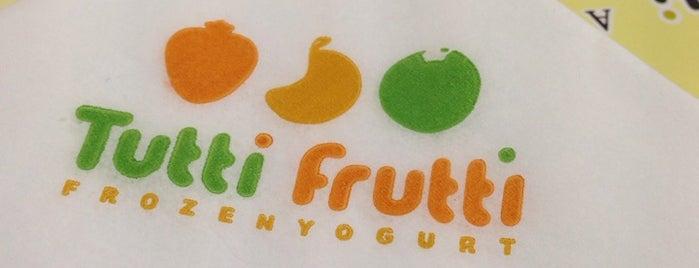 Tutti Frutti is one of Tempat yang Disukai Ana Helena.