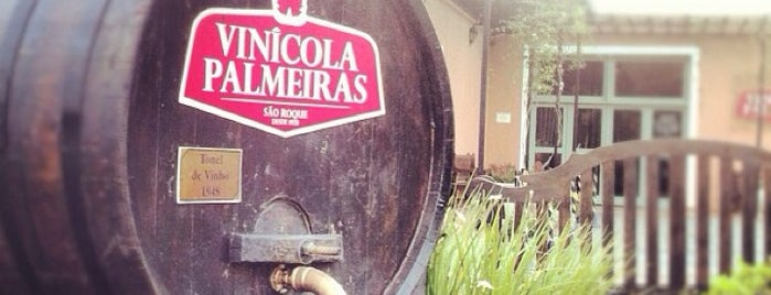 Vinhos Palmeiras is one of Ana Helenaさんのお気に入りスポット.