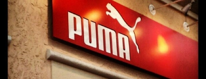 The PUMA Outlet is one of Pame 님이 저장한 장소.