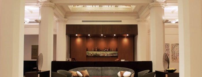 Hotel NH Buenos Aires City is one of Sabrosa BA '13 por Raquel Rosemberg.