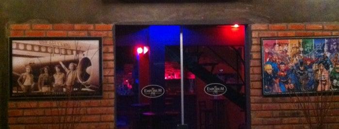 Emporium Pub is one of Lieux qui ont plu à Mariane.