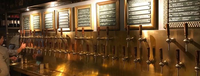 Bierlokaal Uiver is one of Drink & eat in Haarlem.