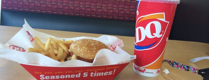 DQ Grill and Chill is one of Food.