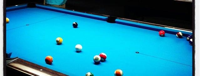 Q-Master Billiards is one of Orte, die Dawn gefallen.