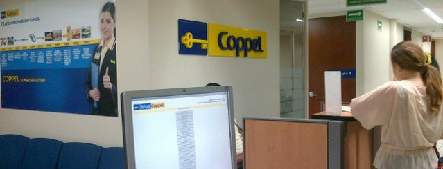 Coppel Andrade is one of Lieux qui ont plu à Alenis.