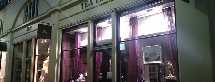 Tea Palace is one of Locais salvos de Fatima.