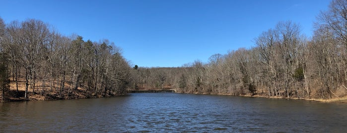 Mountain Lakes Nature Preserve is one of Princeton.