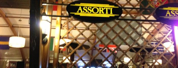 ASSORTI is one of สถานที่ที่ Айдар ถูกใจ.