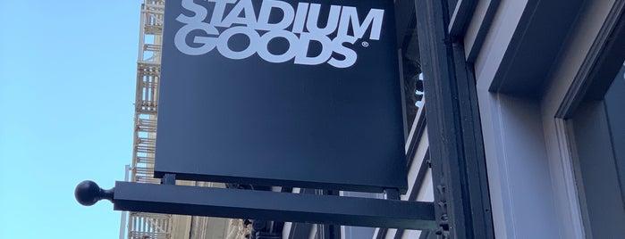 Stadium Goods is one of Orte, die jordi gefallen.