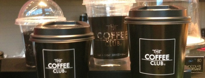 The Coffee Club is one of Cafe' to Go.