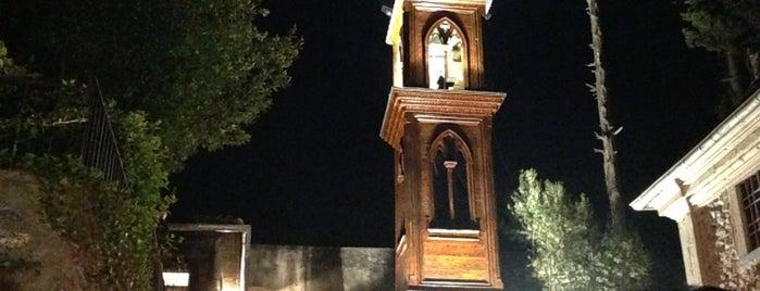 Yenikoy Panayia Kilisesi is one of Gezelim Görelim Eski İstanbul.