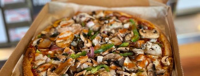 Blaze Pizza is one of LA Trip.