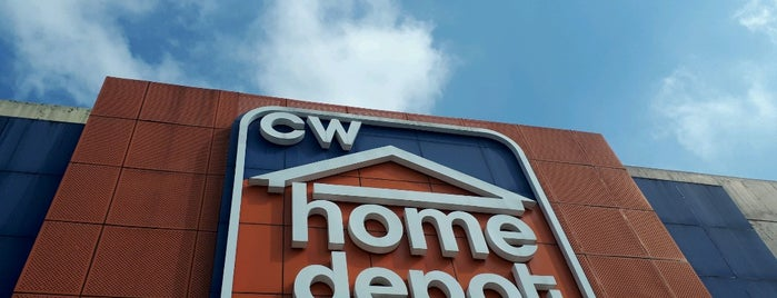 CW Home Depot is one of Lugares favoritos de Shank.