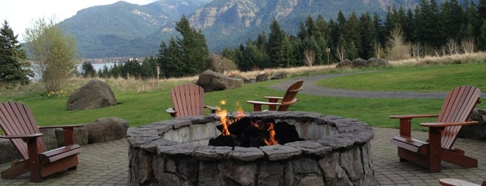 Skamania Lodge is one of All Things Atumnal.