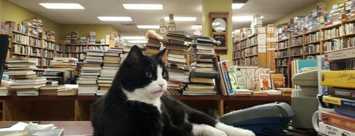 The Last Word Bookshop is one of สถานที่ที่บันทึกไว้ของ Tim.