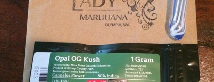 Green Lady Marijuana is one of Posti che sono piaciuti a Wade.