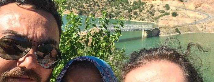 Başpınar köprüsü / Vali Recep yazicioglu Koprusu is one of Locais curtidos por Seda.