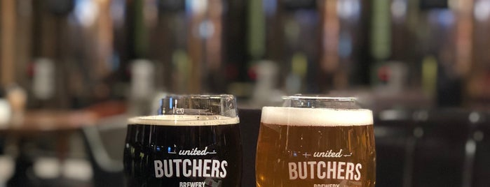 United Butchers is one of SPB bar.