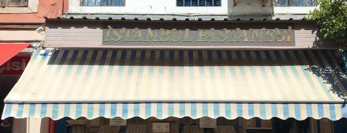 İstanbul Pastanesi is one of İzmir 🌼.