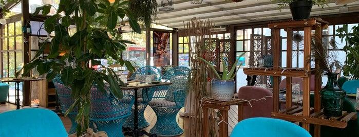 La Casa De Cristal is one of Pendientes Madrid 1.