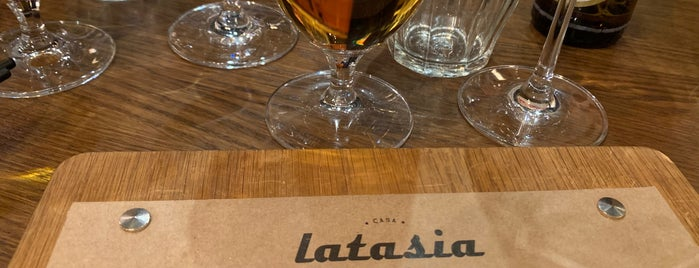 Latasia is one of Restaurantes Pendientes.