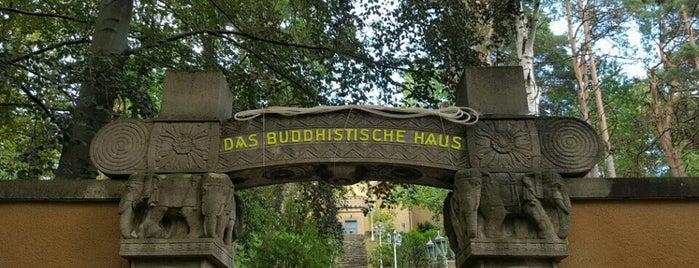 Buddhistisches Haus is one of Berlins Hidden Places.