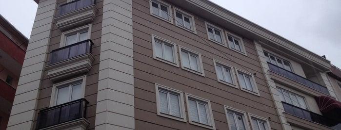 Vera Apartmanı is one of Lieux sauvegardés par Tuğrul.