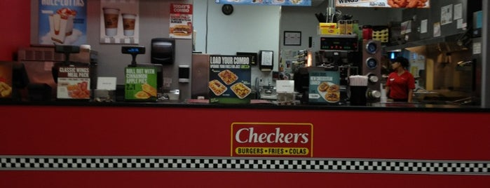 Checkers is one of NYC Downtown.