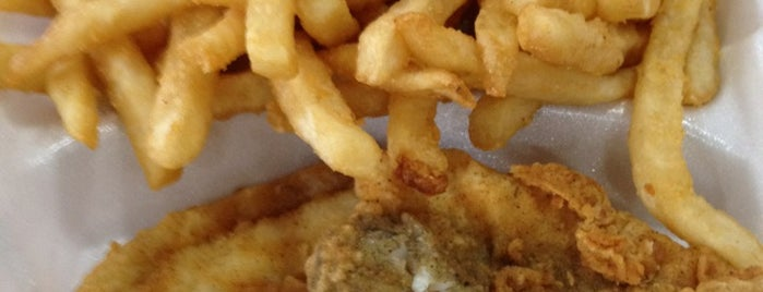 M.A's Fish & Chips is one of Brownstone Living NYC's Liked Places.