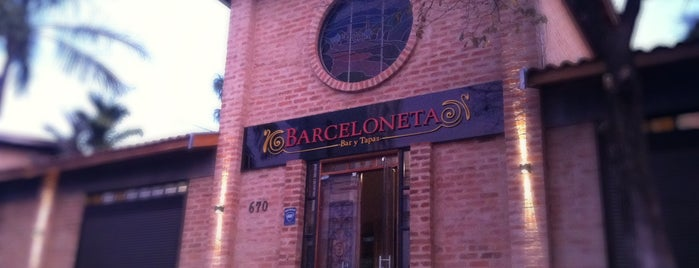 Barceloneta Bar y Tapas is one of Lugares guardados de Alceu.
