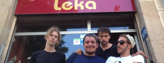 Restaurante Leka is one of Barcelona.