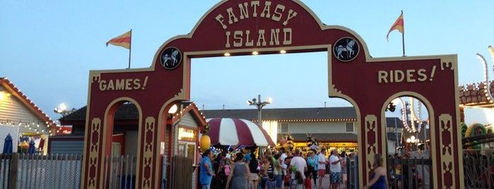 Fantasy Island is one of Kid Stuff.