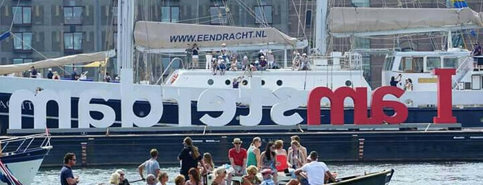 SAIL Amsterdam is one of Lugares favoritos de Jochem.