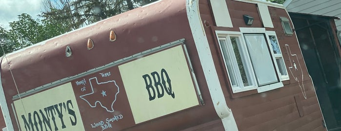 Monty's Bbq is one of BBQ_US All States.