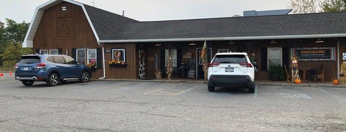 Magee Country Diner is one of Orte, die Hoodie gefallen.