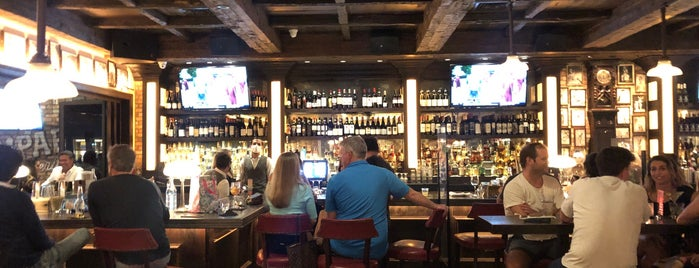 Louie Bossi's Ristorante Bar Pizzeria is one of Broward Restaurants.