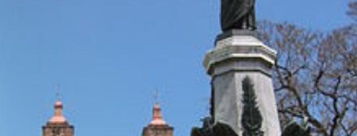 Dolores Hidalgo C.I.N Guanajuato is one of สถานที่ที่บันทึกไว้ของ Yare.