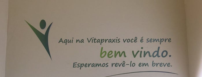 Vitapraxis is one of สถานที่ที่ Daniele ถูกใจ.